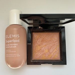 Bare Minerals Invisible Glow & Elemis Highlighter